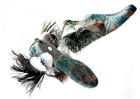 Туфли, похожие на скульптуры (или наоборот) от Марины Демпстер — фото 2