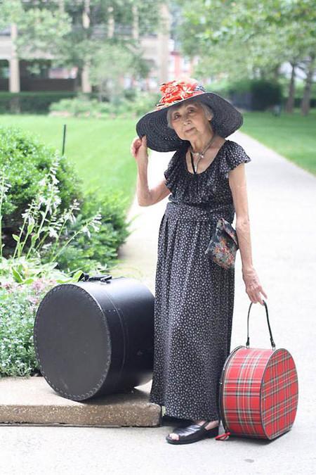 Стильные старушки – проект «Advanced Style» Ари Сет Коэна — фото 54