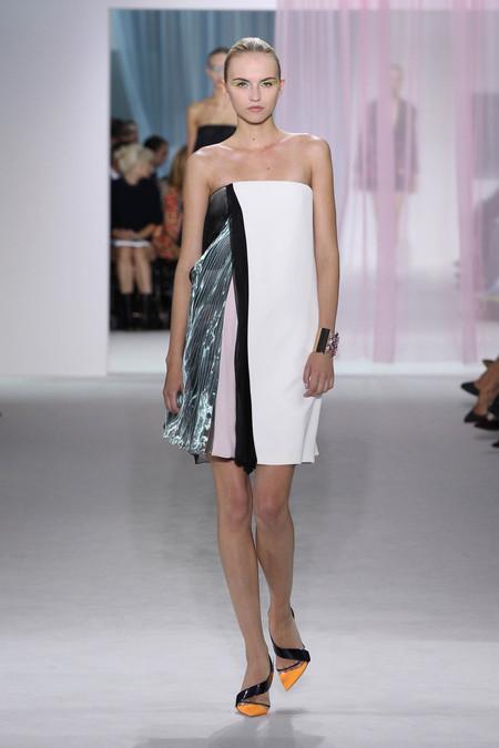 Женская коллекция Dior весна-лето 2013 — фото 45