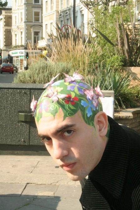 Как креативно скрыть лысину – идеи Филиппа Левайна — фото 10