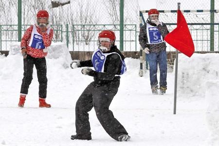 Юкигассен – зимний спорт, со снежками и стратегией! — фото 5