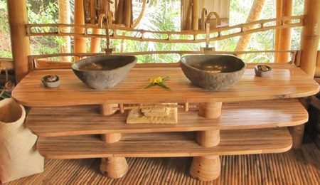 Бамбуковый оазис - Green Village на острове Бали — фото 31