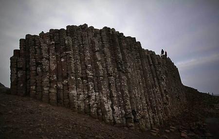 Дорога Гигантов – ступени из базальтовых столбов — фото 2