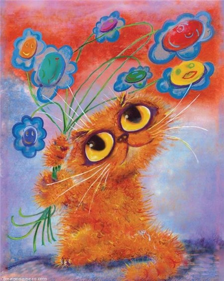Коты и кошки Бориса Касьянова — фото 36