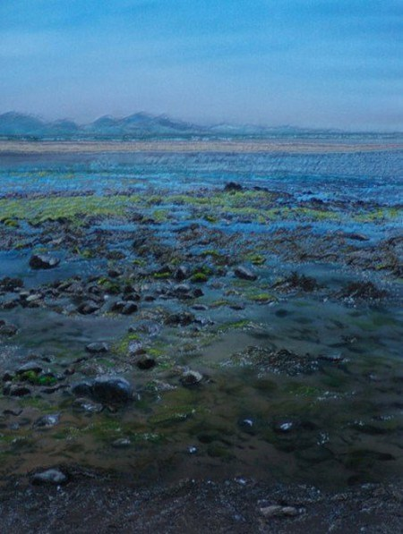 Вышитые пейзажи Джилл Дрэпер (Jill Draper) — фото 7