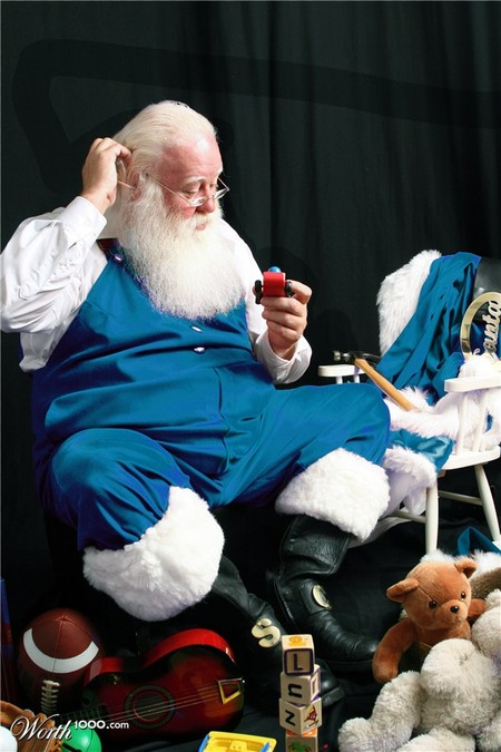 Неправильный Санта