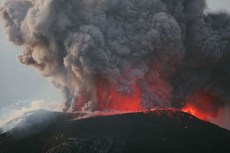 Вулканы – страсть фотографа Martin Rietze — фото 32