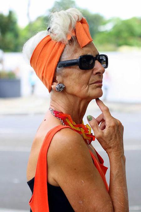 Стильные старушки – проект «Advanced Style» Ари Сет Коэна — фото 59