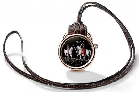 Карманные часы – не прошлый век! Экземпляры от Hermès — фото 6