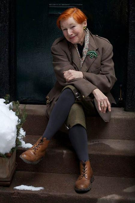 Стильные старушки – проект «Advanced Style» Ари Сет Коэна — фото 37