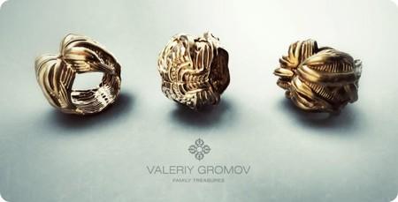 Мужские идеи в ювелирном деле. Творчество Валерия Громова — фото 13