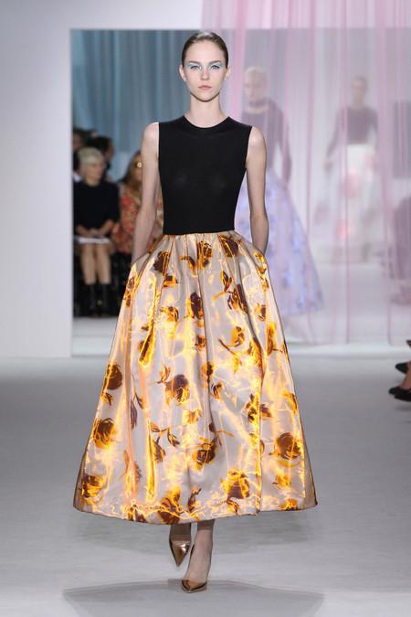 Женская коллекция Dior весна-лето 2013 — фото 49