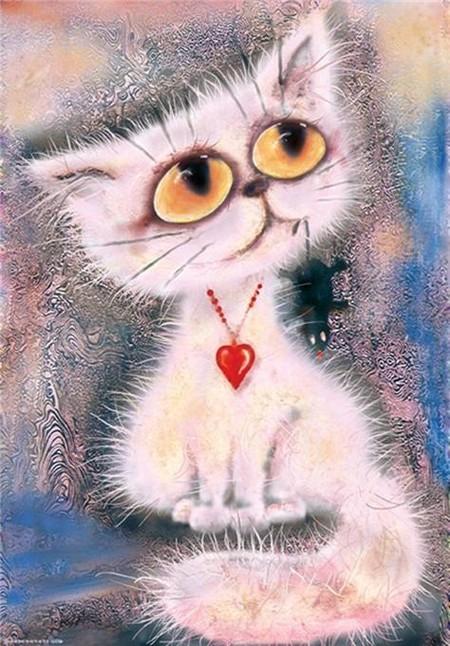 Коты и кошки Бориса Касьянова — фото 42