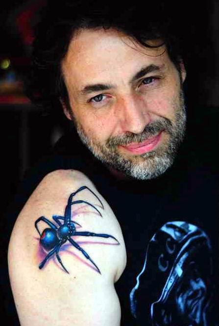 Татуировки в формате 3D – искусство или …? — фото 3