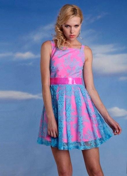Платья Евы Франко – роскошная нежность и летняя свежесть — фото 29
