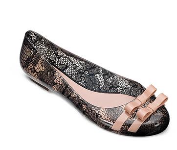 Женская коллекция MELISSA зима 2013. Хорошая обувь может быть … пластиковой! — фото 42