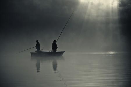 Туманные пейзажи на красивых снимках Богуслава Стремпеля — фото 7