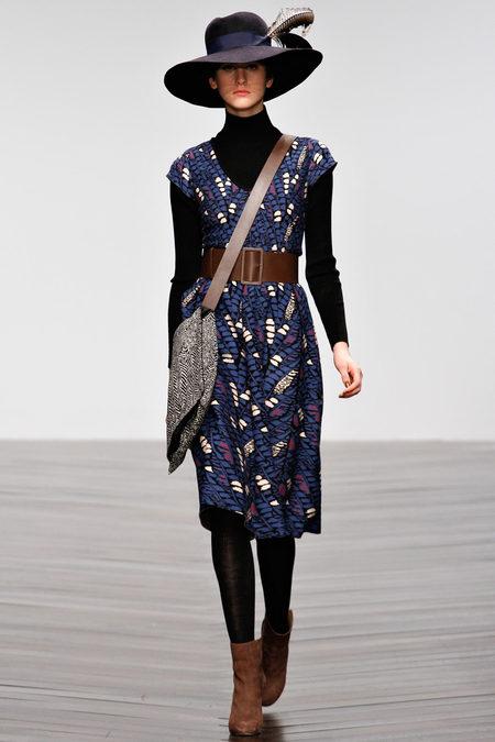 Issa осень-зима 2013-2014 – коллекция от личного стилиста герцогини — фото 14