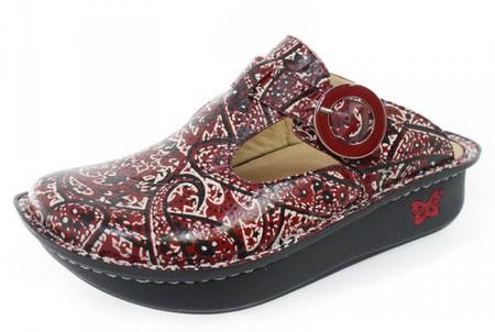 Обувь из Калифорнии – сабо ALEGRIA — фото 26