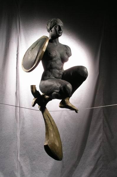 Скульптуры в воздухе от Jerzy Kedziora — фото 8