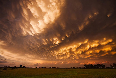 Торнадо, смерч, молнии, грозовые тучи – это красиво! Фотографии Майка Холлингшеда (Mike Hollingshead) — фото 10
