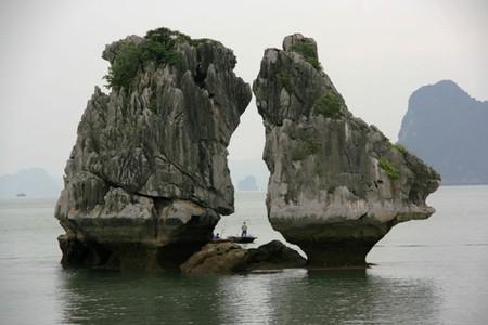 Бухта Халонг во Вьетнаме – острова, изумрудная вода и дракон — фото 20