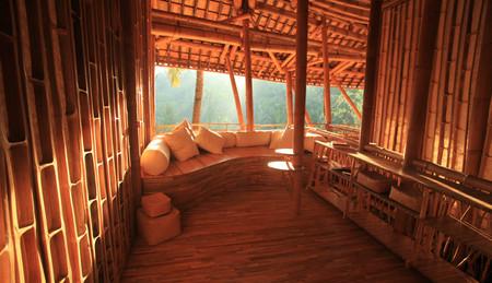 Бамбуковый оазис - Green Village на острове Бали — фото 28