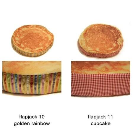 Оладьи … на полу. Оригинальные подушки Pancake Floor Pillows — фото 8