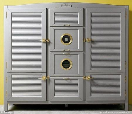 Холодильники мега-формата «Камбуз» от Meneghini — фото 5
