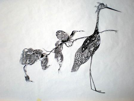 Кружева из бумаги – ювелирные работы Хины Аоямы — фото 39