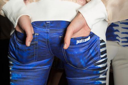 Just Cavalli весна 2013 – свежая, легкая, нежная коллекция — фото 57