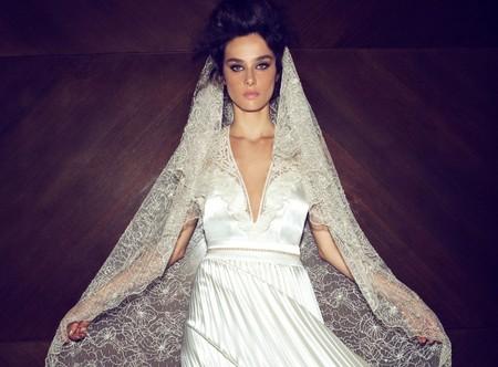 Свадебная коллекция Zahavit Tshuba – если хочется нежное и необычное платье — фото 6