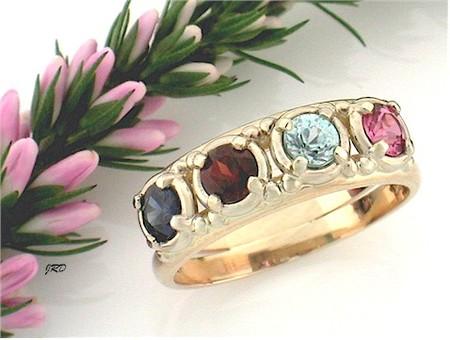 Мамины кольца – хорошие традиции стОит перенимать )) — фото 19