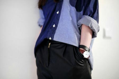 Ода джинсовой рубашке – сочиняем образы — фото 26