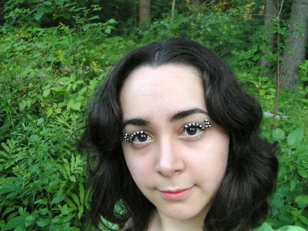 Почему бы не украсить ресницы?)) Идеи Natalie Russo — фото 7