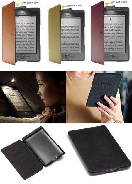 Чехол с подсветкой для читалки Kindle — фото 17