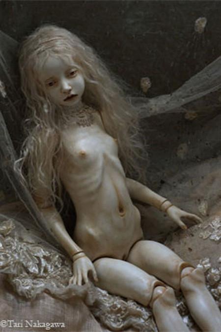 Еще раз о странных куклах – творчество Tari Nakagawa — фото 13