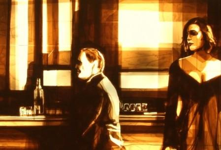 Скотч и скальпель в искусстве – удивительные картины Макса Зорна — фото 7