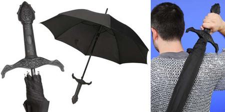 Рыцарский зонт