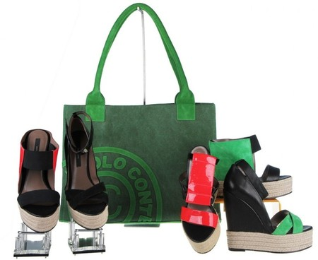 Paolo Conte – творчество русских дизайнеров. Обувь сезона 2012 — фото 23