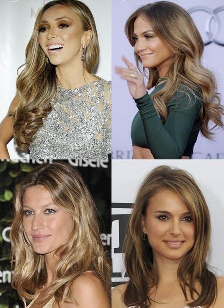 Модное окрашивание – эффект выгоревших на солнце волос — фото 13
