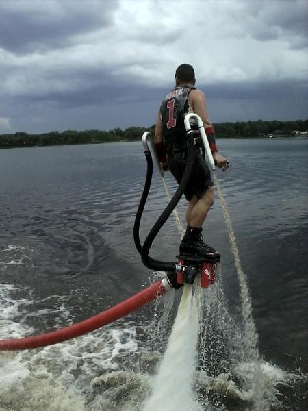 Flyboard – гениально экстремально! — фото 4