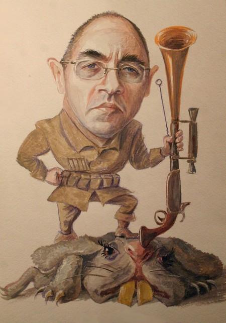 Денис Лопатин – «опасный» художник — фото 13