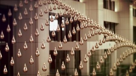 Kinetic Rain – танцующие капли в сингапурском аэропорту — фото 4