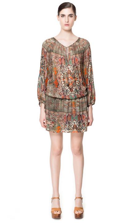 Весна 2013 – что новенького в Zara? — фото 11
