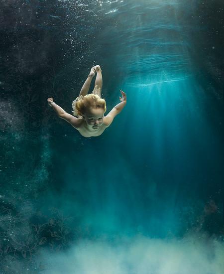 Zena Hollоway – редкий подводный фотограф — фото 13