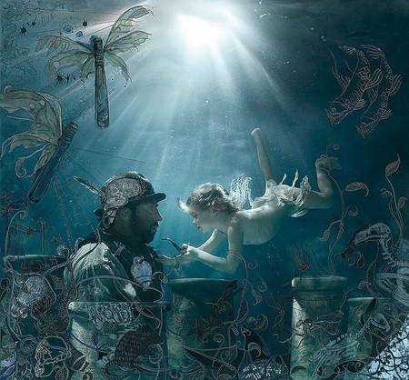 Zena Hollоway – редкий подводный фотограф — фото 7