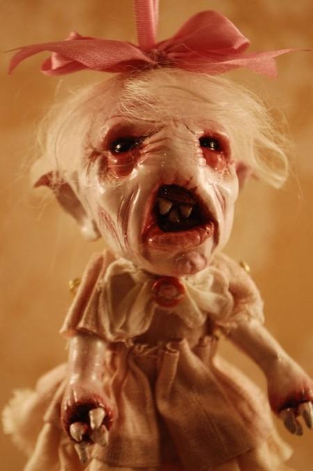 Зомби, монстры, вампиры и прочие куклы Камиллы Млынарчик — фото 18