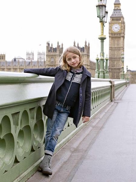 В меру взрослая детская коллекция Pepe Jeans 2013 — фото 14