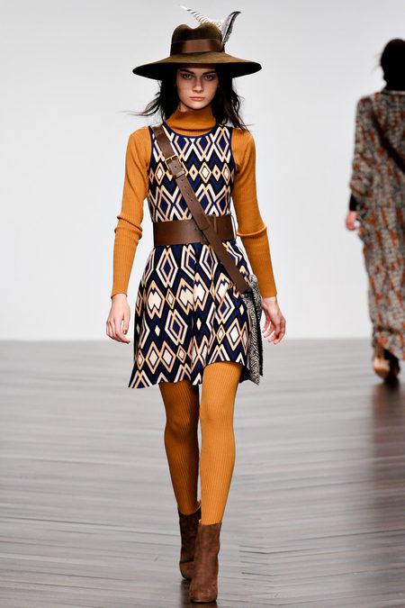 Issa осень-зима 2013-2014 – коллекция от личного стилиста герцогини — фото 11